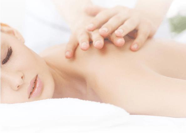 Cordless back Massager