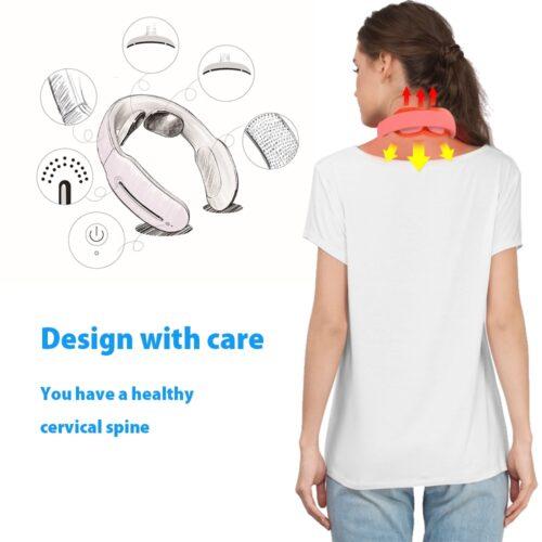 Smart Neck and Shoulder Massager For Sale