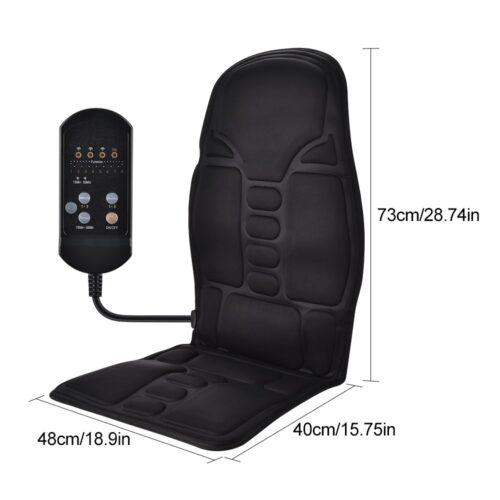 Shiatsu Massage Cushion For Car Seat
