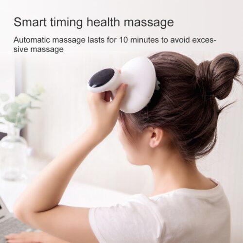 Waterproof Electric Scalp Massager 5