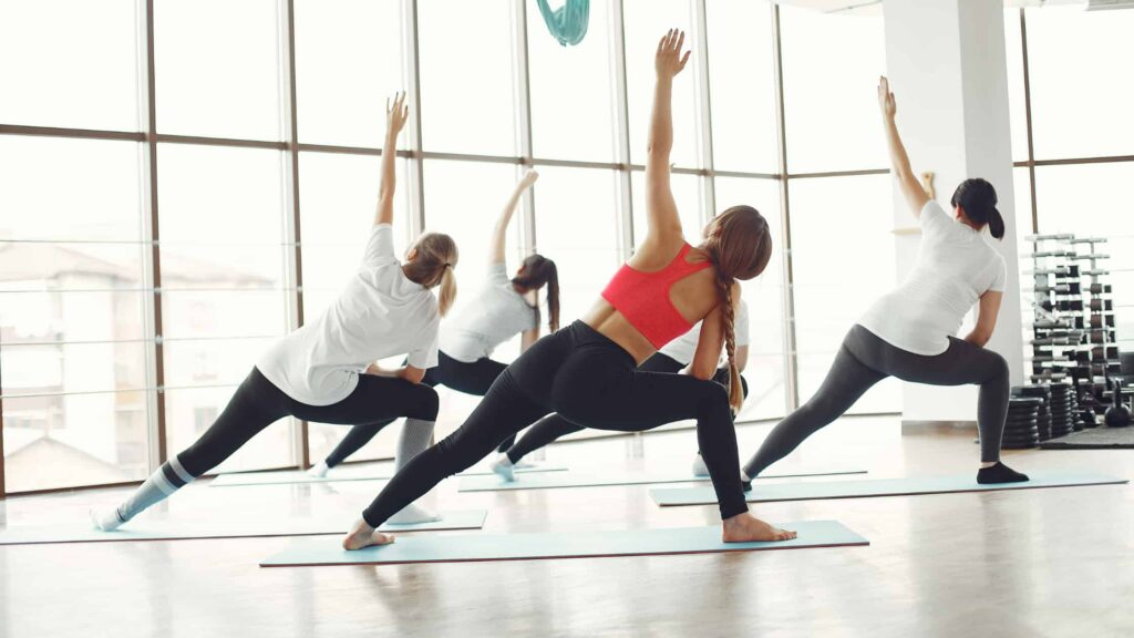 What Are The Health Benefits Of Aerobics