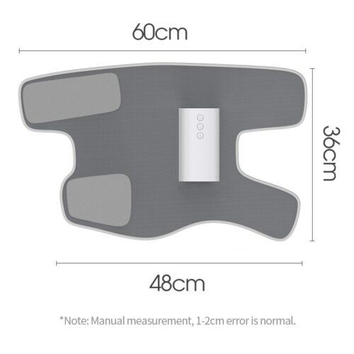 Air Compression Leg and Calf Massager 5