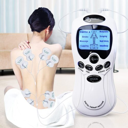 TENS EMS Electrical Nerve Muscle Stimulator 2