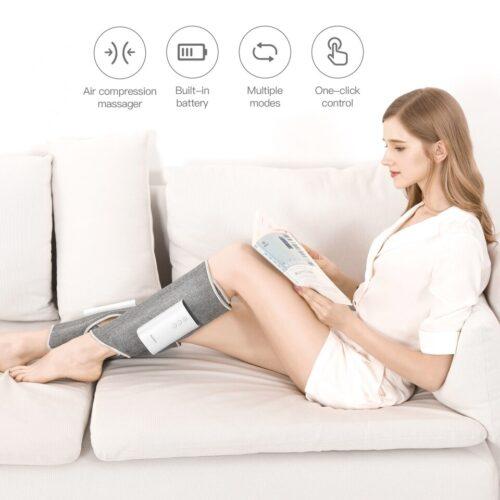 Air Compression Leg and Calf Massager 1