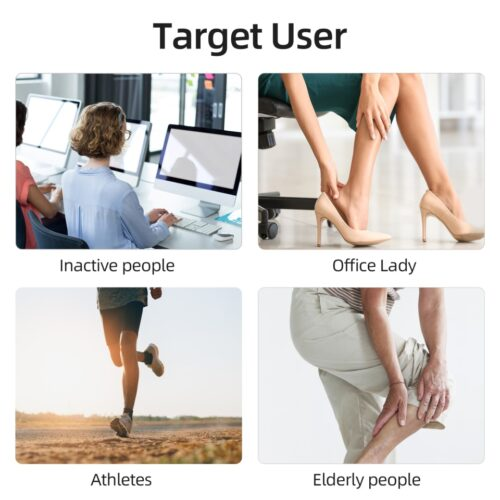 Air Compression Leg and Calf Massager 3