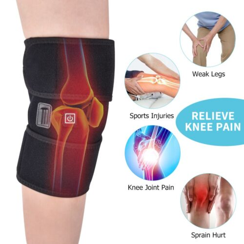 Best Knee Massager Pad with Heat for Pain Relief 1
