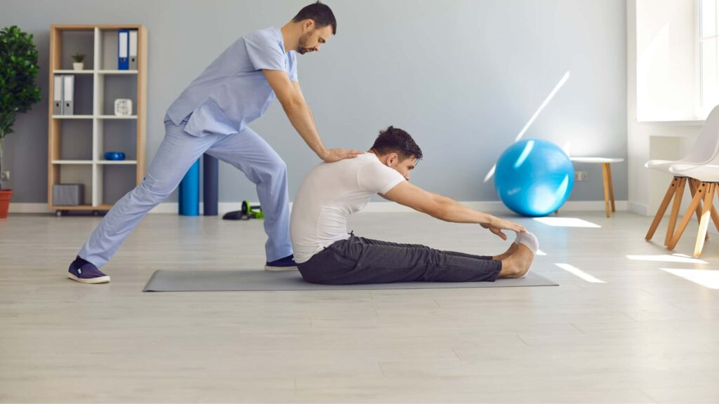 Stretching to Avoid Back Pain