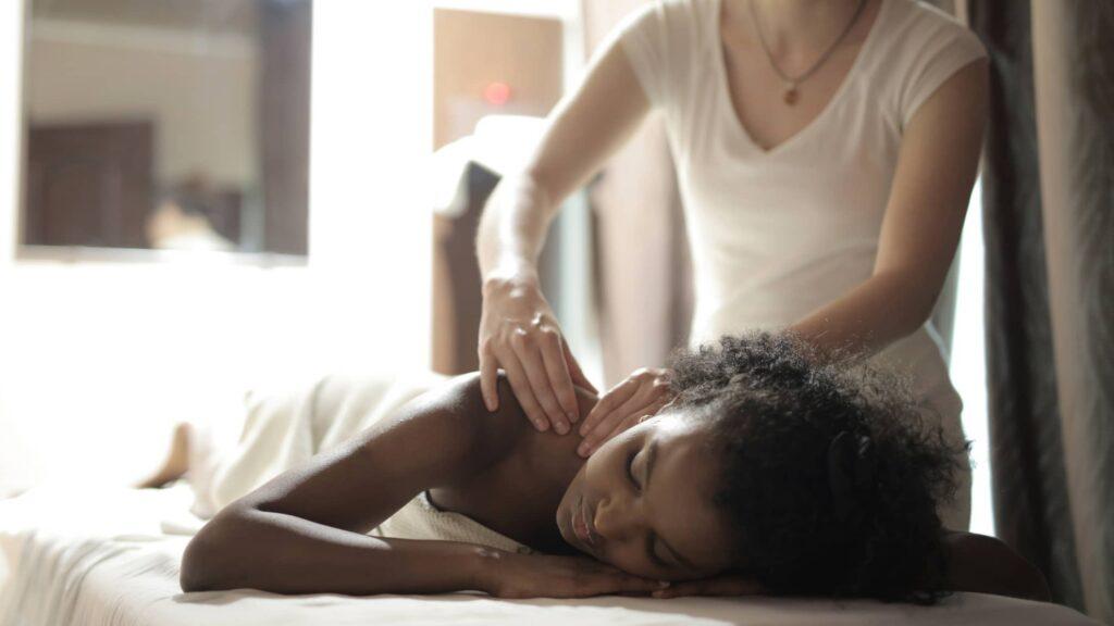 The Benefits of Full Body Massage